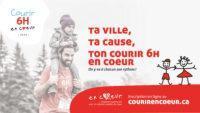 Fondation En Coeur - Courir 6h En Coeur 2019