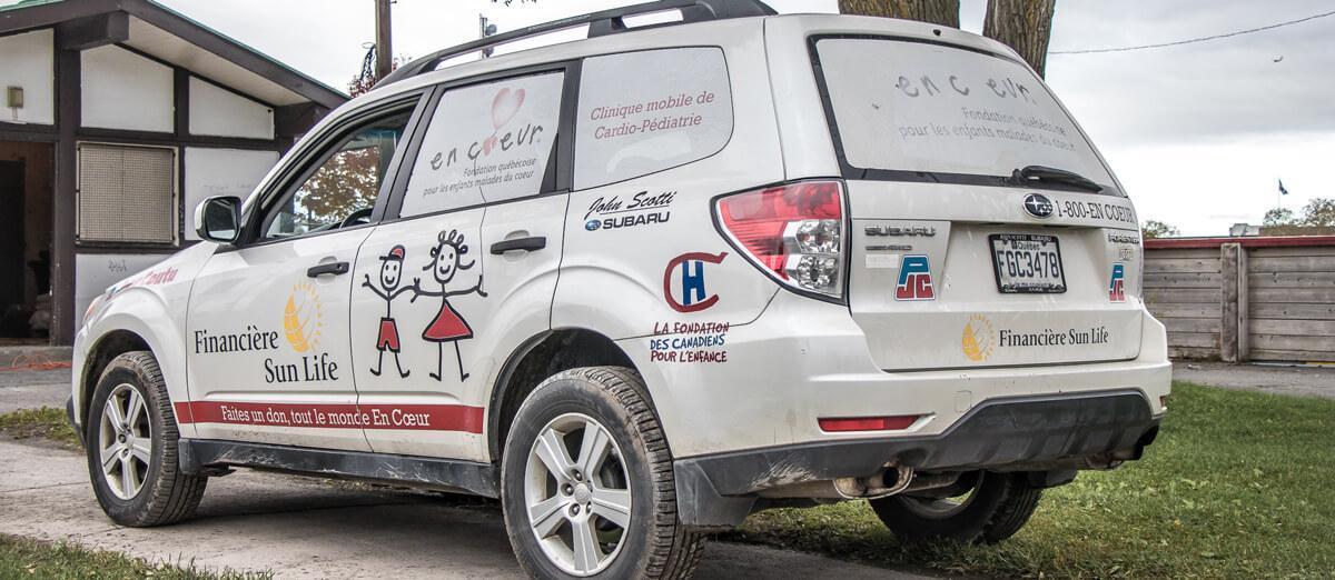 Fondation En Coeur - Clinique Itinérantes