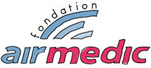 Fondation En Coeur - Logo Fondation Airmedic