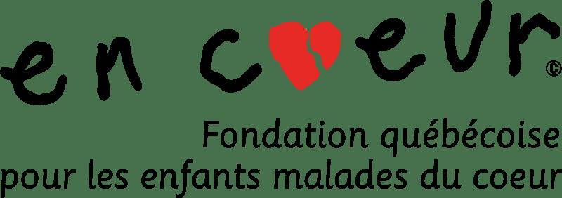 Fondation En Coeur - Logo Fondation québecoise pour les enfants malades du coeur